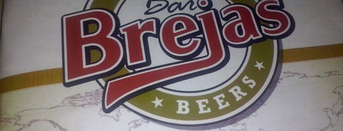 Bar Brejas is one of Drinks Campinas.