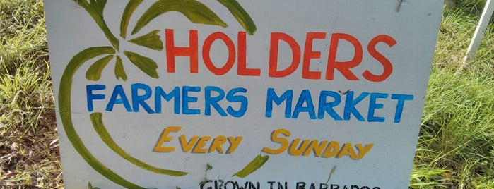 Holders House Farmers Market is one of Locais curtidos por Susie.