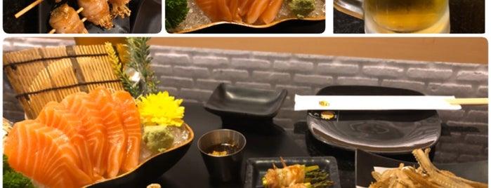 Ori Izakaya & Sushi Bar is one of 03_ตามรอย.