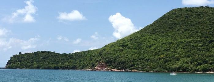 Teay Ngam Beach is one of Thaïlande.