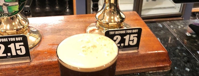 The Powder Monkey (Wetherspoon) is one of Locais curtidos por Carl.