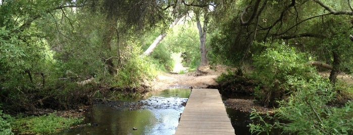 Los Peñasquitos Canyon Preserve is one of SD.