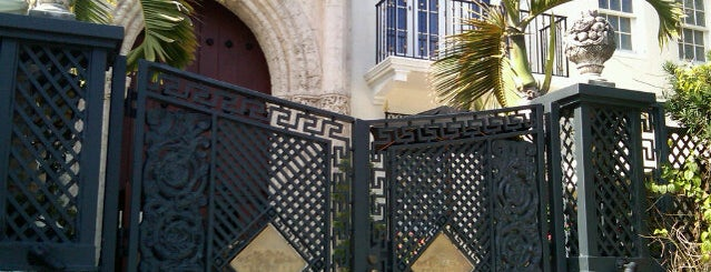 Versace Mansion is one of The Magic City Miami.