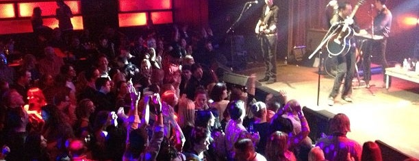 Highline Ballroom is one of Live Music.