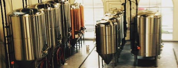 Daredevil Brewing Co is one of Indy To Do.