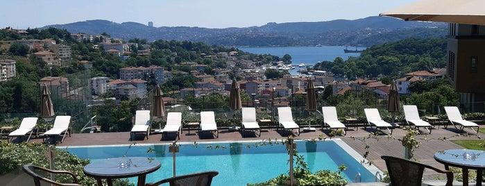 L'ist İstinye Suites is one of Orte, die Erkan gefallen.