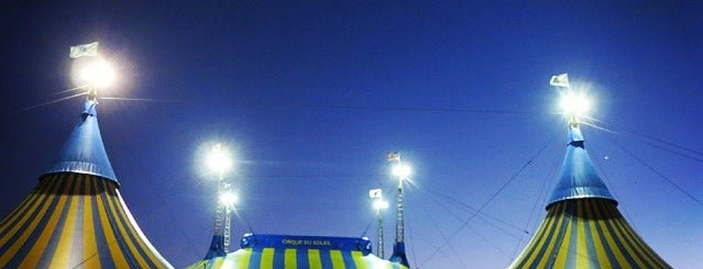 Cirque Du Soleil - Amaluna is one of Check In Out - Bay Activitay.
