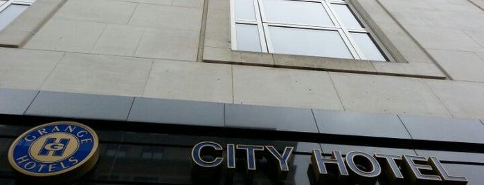 Grange City Hotel is one of Orte, die Michael gefallen.
