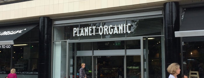 Planet Organic is one of clive 님이 좋아한 장소.
