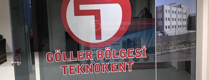 SDÜ Teknokent is one of สถานที่ที่ Cenk ถูกใจ.
