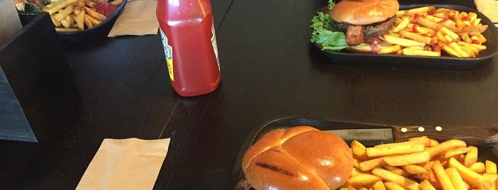 Burger Vessel is one of HelsinkiToDo.
