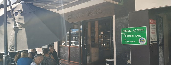 Pottery Green Bakers is one of Bakery (Sydney).