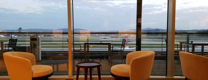 Aspire Lounge is one of Airport Lounges.