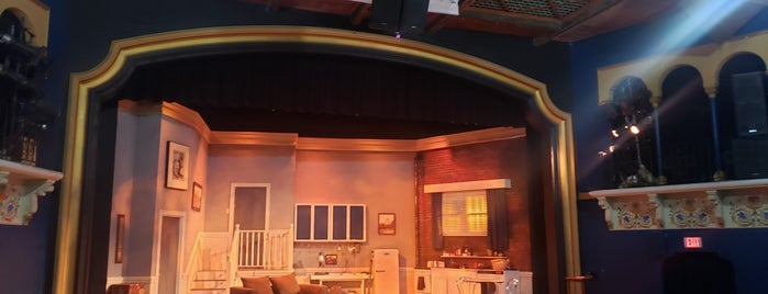 Lake Worth Playhouse is one of Palm Beach Arts.
