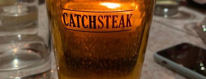 Catch Steak is one of Happy Hour Spots.