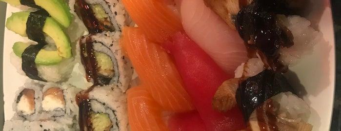 Sushi Ai is one of Lugares favoritos de Ryan.
