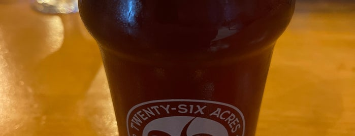 26 Acres Brewing Company is one of Concord.