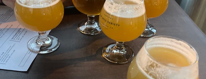 Variant Brewing is one of Roswell.