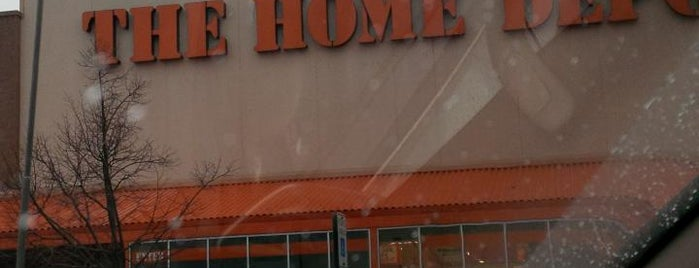 The Home Depot is one of Amex Offers - Chicago.