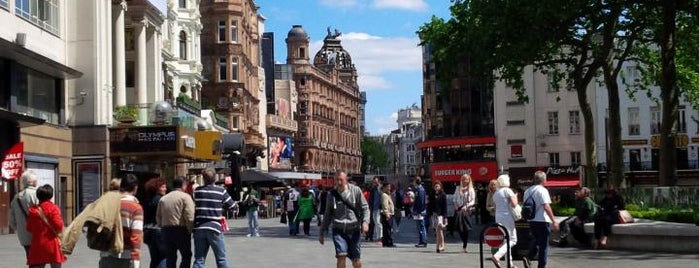 Leicester Square is one of London - All you need to see!.