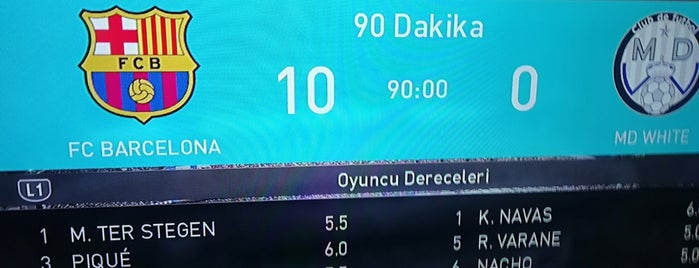 Deplasman Playstation is one of 🇹🇷さんのお気に入りスポット.