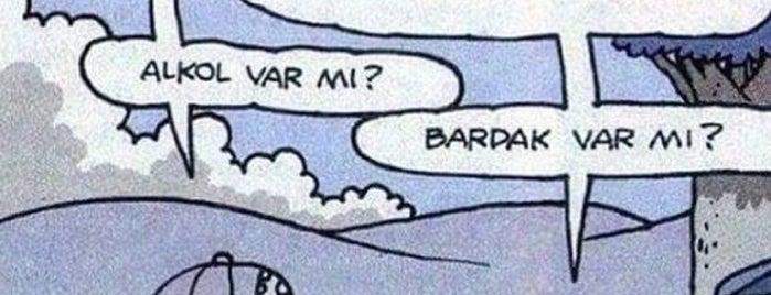 Ptt is one of Yunus'un Beğendiği Mekanlar.