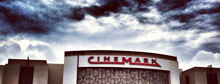 Cinemark 18 is one of Places To Visit In Houston.
