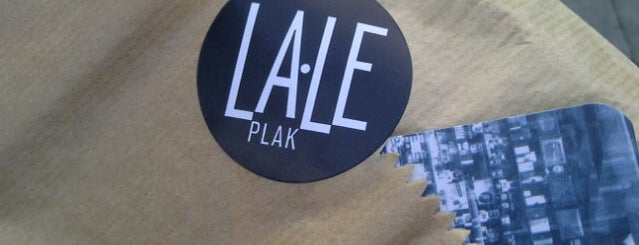 Lale Plak is one of İstanbul.