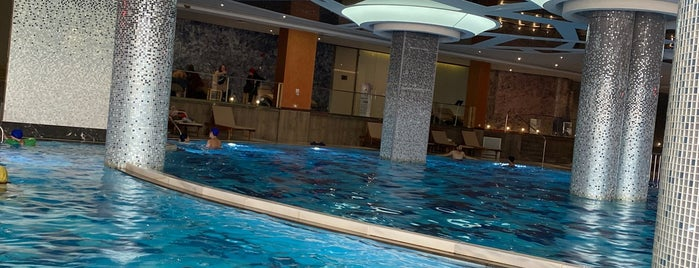 Yalova Thermal Palace is one of Captainさんのお気に入りスポット.