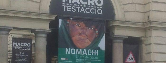 MACRO Testaccio is one of ROME.