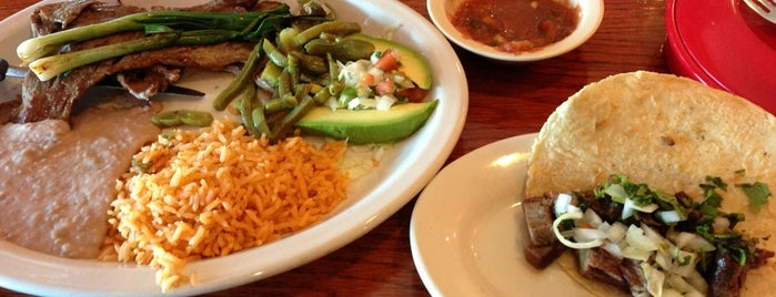 El Nuevo Mexico is one of Places to go in Austin.
