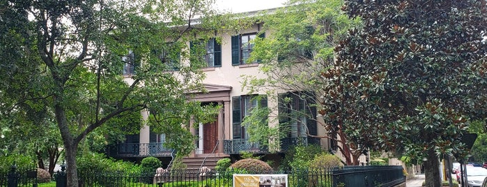 Andrew Low House Museum is one of Savannah.