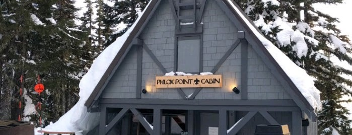 Phlox Point Cabin is one of Portland.