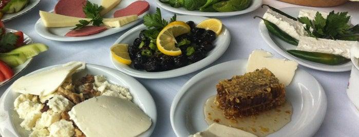 Park Mavi Göl Restaurant is one of TAVSIYE EDILIR !.