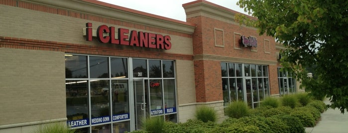 iCleaners is one of Richard's Liked Places.