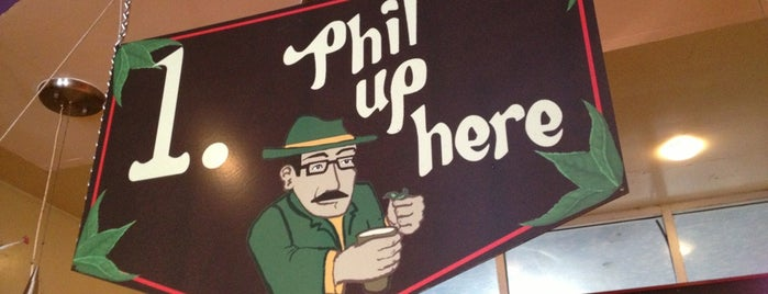 Philz Coffee is one of Coffee SF.