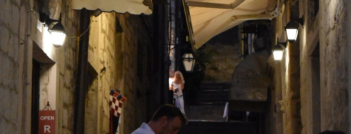 Konoba Dundo Maroje is one of Dubrovnik - juli 2017.