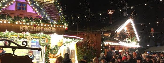 Haidhauser Weihnachtsmarkt is one of Christmas Markets.