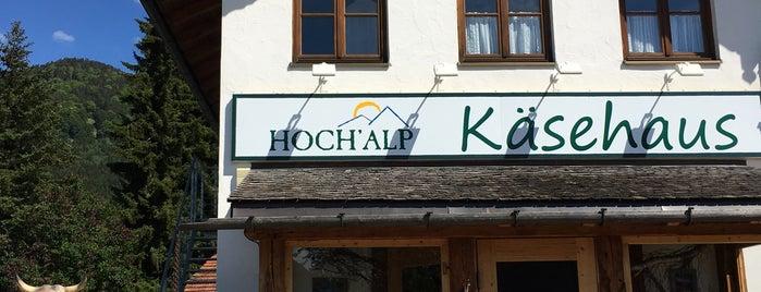 Käsehaus is one of Europe.