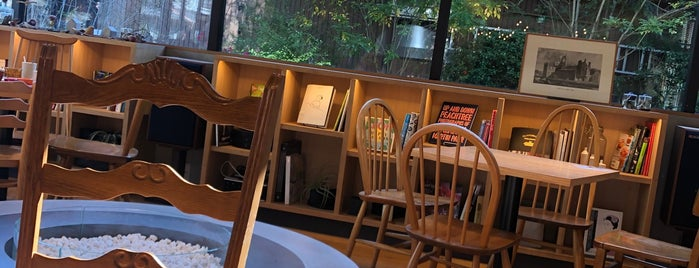 YADO Cafe is one of Potential Work Spots: Kyoto.
