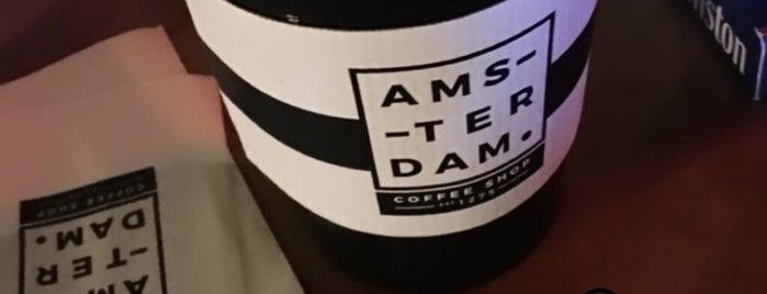 Amsterdam Coffee Shop is one of Orte, die Ela gefallen.