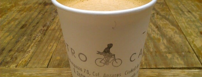 Otro Café is one of Date.