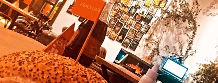 Friends Burger Körfez is one of Sadalmelek : понравившиеся места.