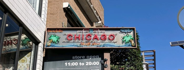 CHICAGO 原宿 神宮前店 is one of Japan!.
