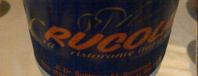 La Rucola Ristorante Italiano is one of K.