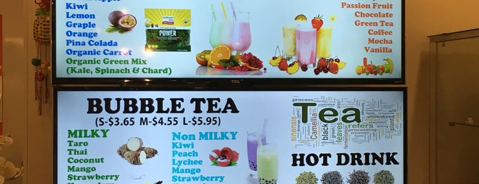 Lily Bubble Tea & Smoothie is one of Posti salvati di Rachel.