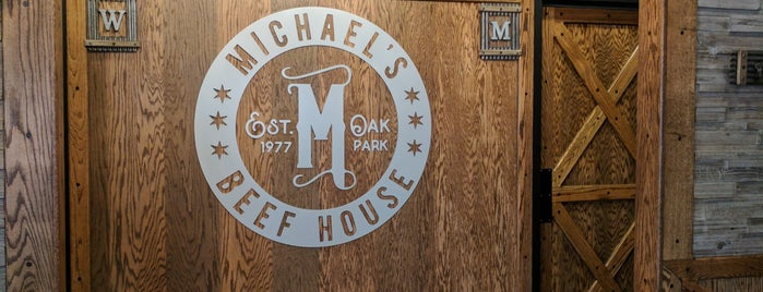 Michaels Beef House is one of New Home!.