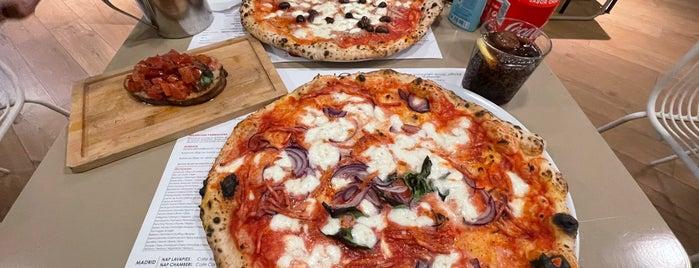Nap Neapolitan Authentic Pizza is one of Espanha.