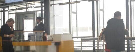 Gate D84 is one of Geneva (GVA) airport venues.
