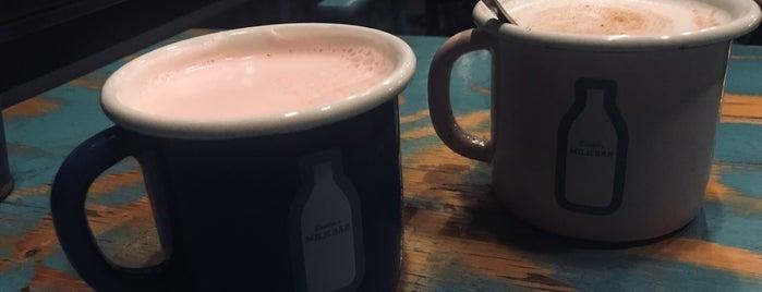 Brother's Milk Bar is one of สถานที่ที่ Sercan ถูกใจ.